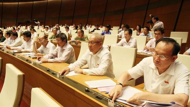 Marcas del noveno pleno del Parlamento vietnamita - ảnh 1