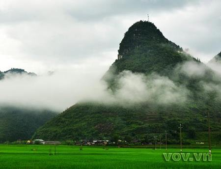 Hoang Lien Son - la cordillera famosa de la provincia Lao Cai - ảnh 8