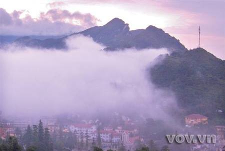Hoang Lien Son - la cordillera famosa de la provincia Lao Cai - ảnh 5