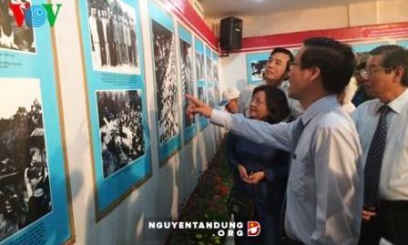 Actividades conmemorativas por centenario de exlíder partidista de Vietnam - ảnh 1