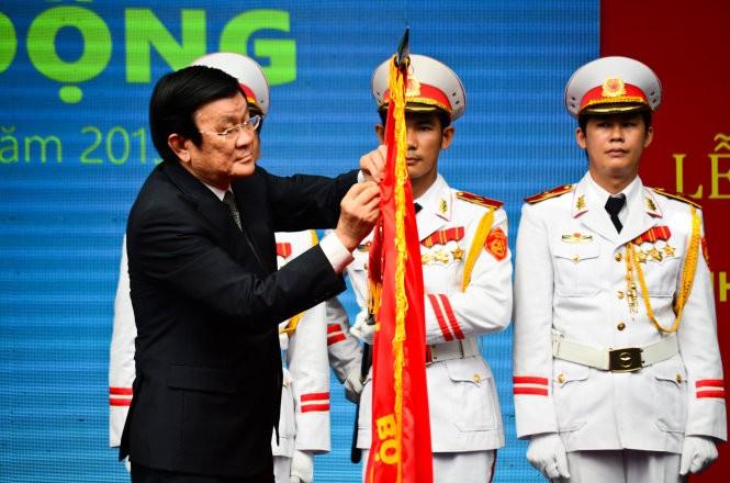 Pondera presidente vietnamita aportes del Instituto Pasteur en Ciudad Ho Chi Minh - ảnh 1
