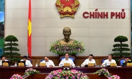 Sesiona reunión ordinaria del Gobierno vietnamita  - ảnh 1