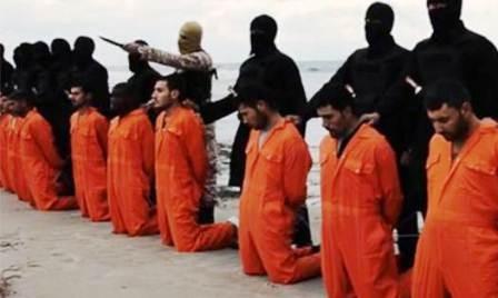Estado Islámico ejecuta a más de 3 mil sirios en un año - ảnh 1
