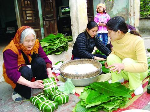 Identidad cultural en fiesta vietnamita del Tet  - ảnh 1