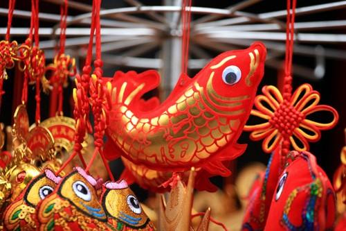 Identidad cultural en fiesta vietnamita del Tet  - ảnh 4