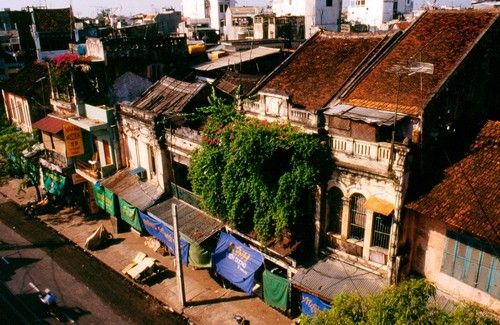 El Casco Histórico de Hanoi y sus valores culturales - ảnh 4