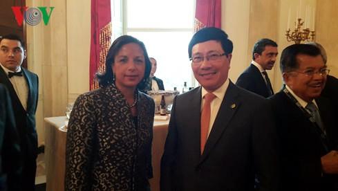 Vietnam apoya el impulso de cooperación internacional en seguridad nuclear - ảnh 1