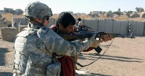 Estados Unidos comienza un nuevo programa de entrenamiento de rebeldes sirios contra yihadistas - ảnh 1