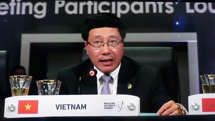 Vietnam apoya los esfuerzos de desarme global y la no proliferación de las armas nucleares - ảnh 2