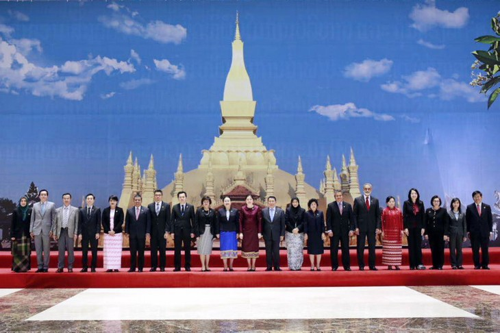 Jefes financieros de la ASEAN+3 revisan temas importantes regionales - ảnh 1