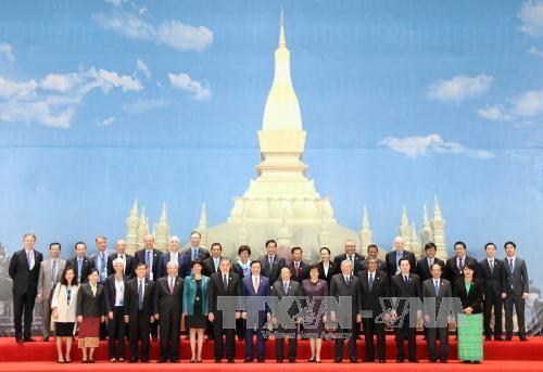 Inauguradas Conferencias de Ministros de Finanzas y Gobernadores de Bancos Centrales de ASEAN - ảnh 1