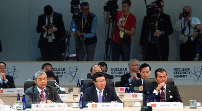 Vietnam cumple seriamente con los acuerdos internacionales de seguridad nuclear - ảnh 1