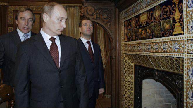 Rusia rechaza vinculación de colaboradores cercanos a Putin a actividades ocultas al fisco - ảnh 1