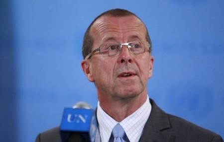 Enviado especial de ONU llama la transición de poder en Libia  - ảnh 1