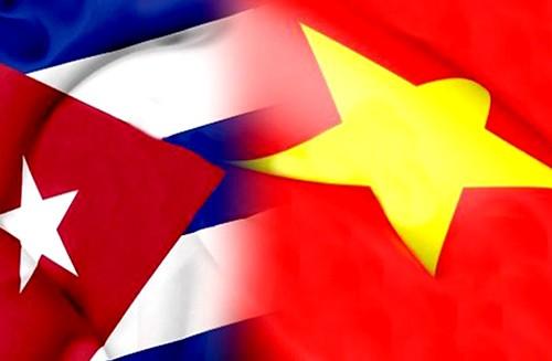 Fortalecen cooperación económica, comercial e inversionista Vietnam-Cuba - ảnh 1
