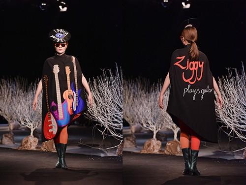 Última colección de moda de Chula en honor de David Bowie - ảnh 1