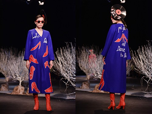 Última colección de moda de Chula en honor de David Bowie - ảnh 2