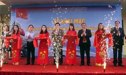 Celebrado en Ninh Binh Día del Libro de Vietnam  - ảnh 1