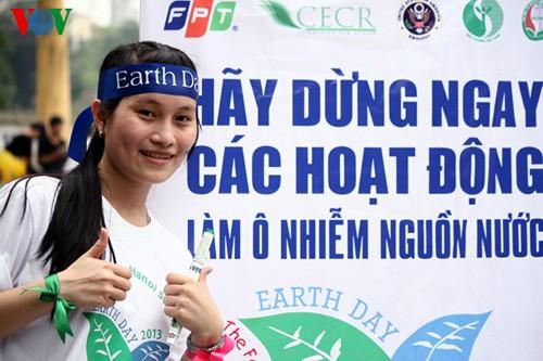 Vietnam impulsa cooperación internacional para acatamiento de leyes de protección ambiental - ảnh 1