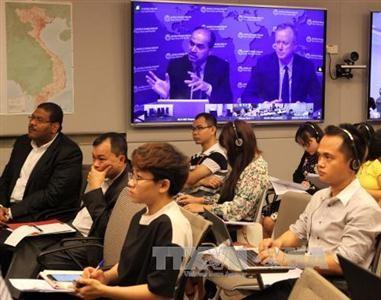 Banco Mundial destaca crecimiento de Vietnam gracias a la bonanza de comercio exterior - ảnh 1