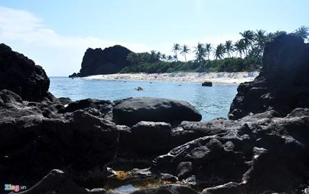 Increíble patrimonio geológico en la isla de Ly Son - ảnh 10