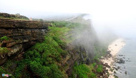 Increíble patrimonio geológico en la isla de Ly Son - ảnh 3