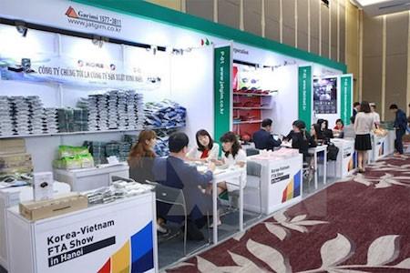 Vietnam y Corea del Sur promueven cooperación empresarial  - ảnh 1