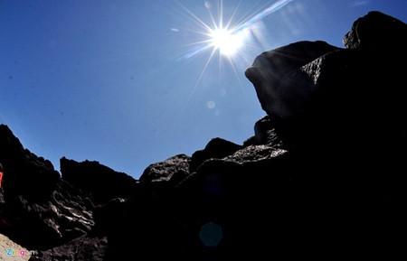 Increíble patrimonio geológico en la isla de Ly Son - ảnh 9