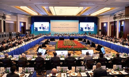 Grupo G20 se compromete a impulsar crecimiento económico - ảnh 1