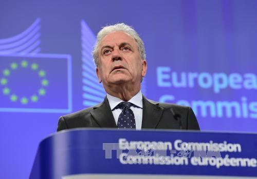 Comisión Europea por establecer la exención de visado para ciudadanos turcos - ảnh 1