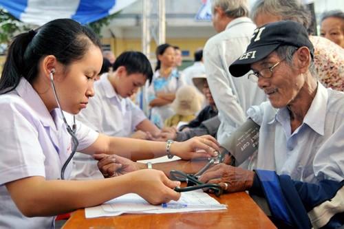 Ciudad Ho Chi Minh por mejorar el servicio médico  - ảnh 2
