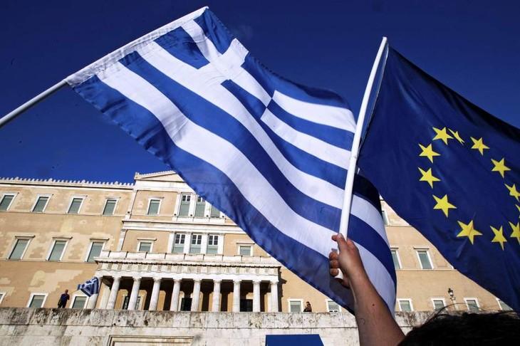 Unión Europea reconoce nuevo progreso económico de Grecia - ảnh 1