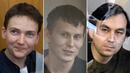 Rusia y Ucrania coinciden en método de intercambio de prisioneros  - ảnh 1