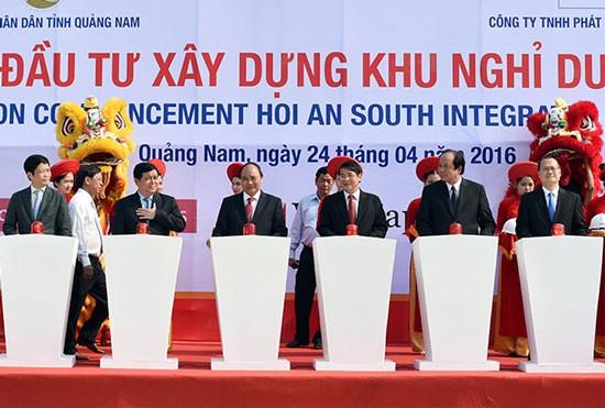 Gobierno vietnamita se compromete a garantizar la estabilidad del entorno inversionista - ảnh 1