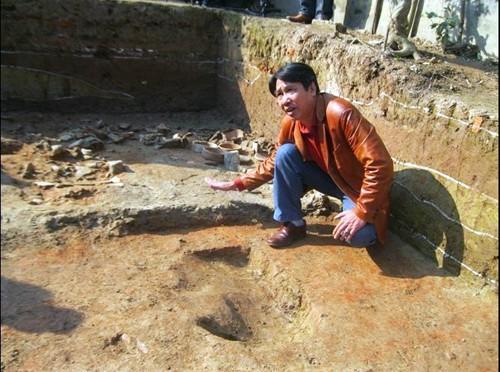 Valores históricos de la cerámica de Chu Dau en objetos arqueológicos  - ảnh 1