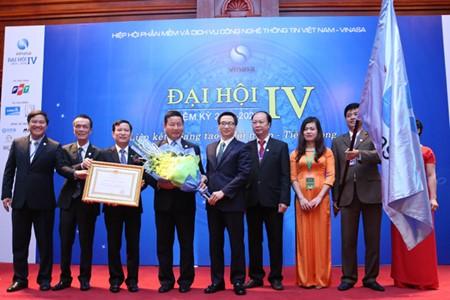 Promueven el desarrollo de software y servicios informáticos de Vietnam - ảnh 1