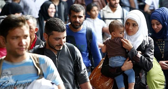 Merkel llama al cumplimiento del acuerdo Unión Europea-Turquía sobre refugiados - ảnh 1