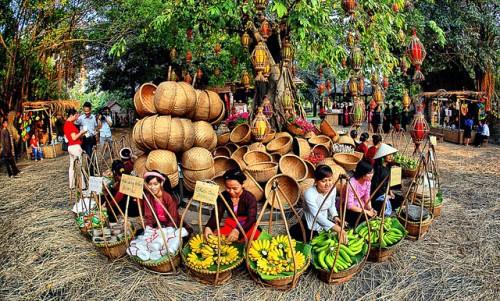Festividad en honor de valores culturales de las etnias vietnamitas - ảnh 3