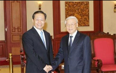 Dispuesto Vietnam a robustecer cooperación integral con China - ảnh 1