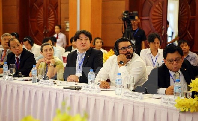 Funda Foro de Cooperación América Latina-Asia del Este red de ciudades culturales - ảnh 1