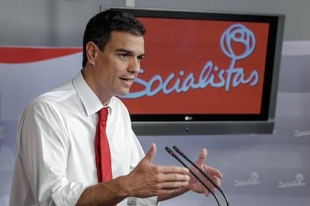 España disuelve Parlamento y fija fecha para elecciones generales  - ảnh 1