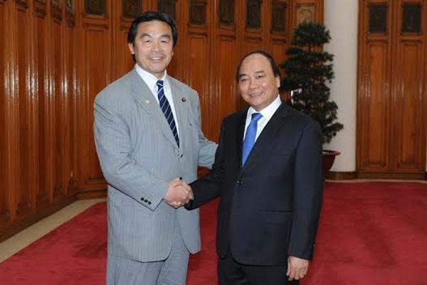 Educación, punto impresionante en cooperación entre Vietnam y Japón - ảnh 1