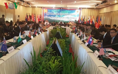 Asiste Vietnam a Conferencia de Políticas de Seguridad regional  - ảnh 1