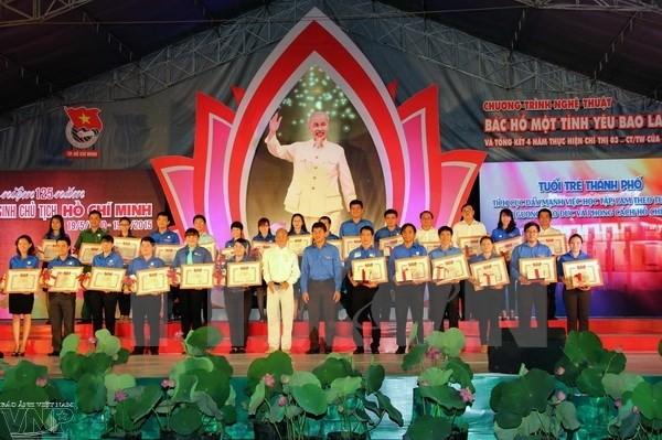 Promueven el aprendizaje y seguimiento del ejemplo moral del presidente Ho Chi Minh - ảnh 1