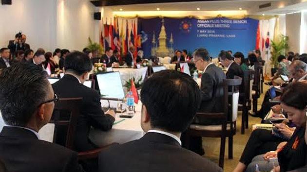 ASEAN y socios debaten medidas de cooperación para impulsar la integración - ảnh 1