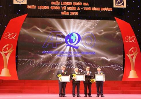 Honran a empresas vietnamitas con productos de mejor calidad - ảnh 1