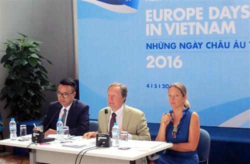 Inaugurada primera Jornada de la Literatura Europea en Ciudad Ho Chi Minh - ảnh 1