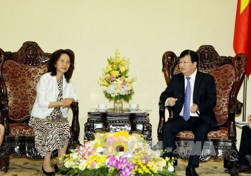 Vietnam y China intensifican cooperación entre localidades - ảnh 1