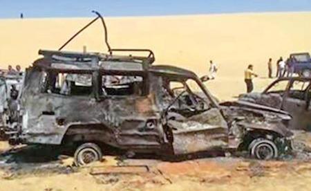 Indemnizan a las familiares de tres de los mexicanos muertos en Egipto - ảnh 1