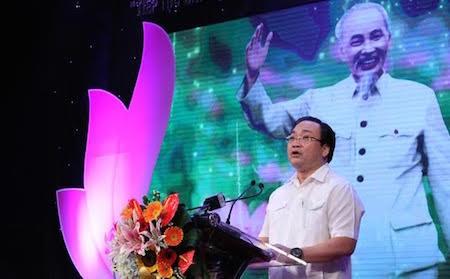 Piden renovar movimiento sobre ejemplo de Ho Chi Minh  - ảnh 1